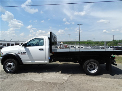 2017 Ram 4500 Regular Cab DRW 4x4, Commercial Truck & Van Equipment Platform Body #HG559682 - photo 4