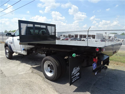 2017 Ram 4500 Regular Cab DRW 4x4, Commercial Truck & Van Equipment Platform Body #HG559682 - photo 2