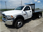 2017 Ram 4500 Regular Cab DRW 4x4, Commercial Truck & Van Equipment Platform Body #HG559682 - photo 1