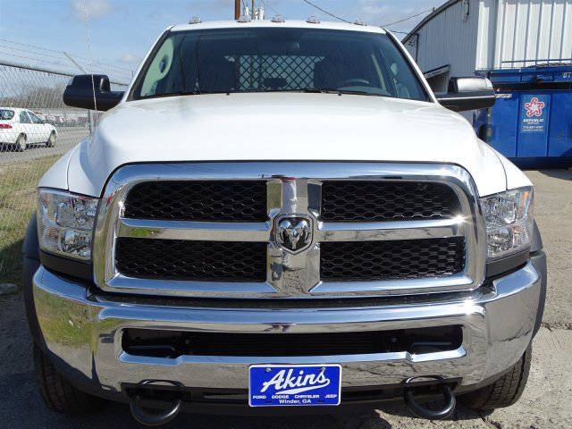 2017 Ram 5500 Crew Cab DRW 4x4, Knapheide Platform Body #HG625470 - photo 3