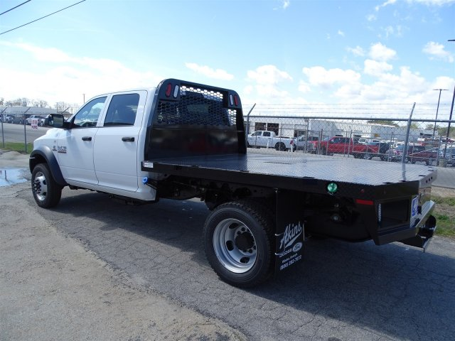 2017 Ram 5500 Crew Cab DRW 4x4, Platform Body #HG636635 - photo 2