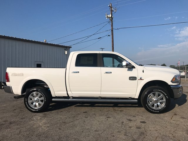 2017 Ram 2500 Crew Cab 4x4 Pickup #HG753443 - photo 27