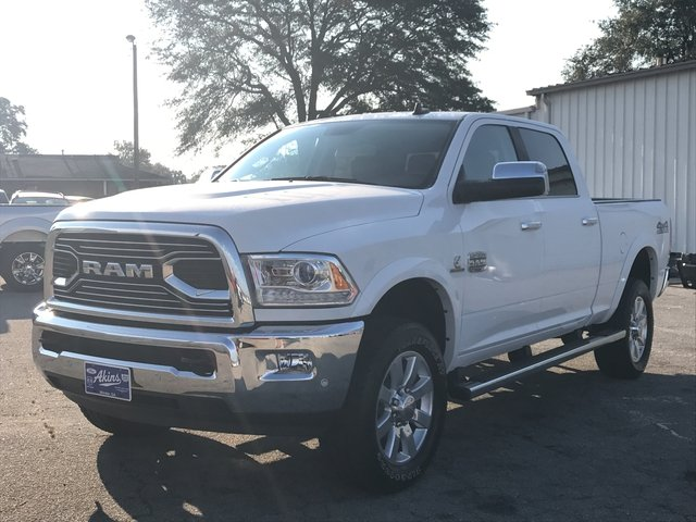 2017 Ram 2500 Crew Cab 4x4 Pickup #HG753443 - photo 5