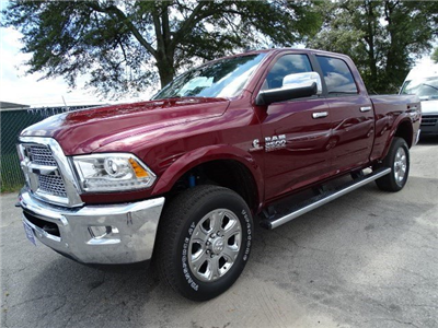 2017 Ram 2500 Crew Cab 4x4 Pickup #HG767445 - photo 1
