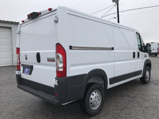2018 ProMaster 1500 Standard Roof 4x2,  Empty Cargo Van #JE113825 - photo 3