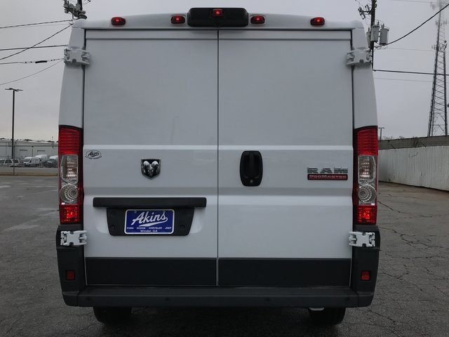 2018 ProMaster 1500 Standard Roof 4x2,  Empty Cargo Van #JE113825 - photo 4