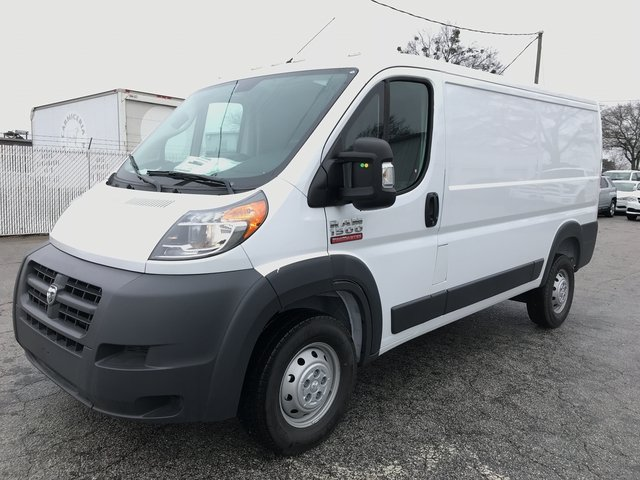 2018 ProMaster 1500 Standard Roof 4x2,  Empty Cargo Van #JE113825 - photo 6