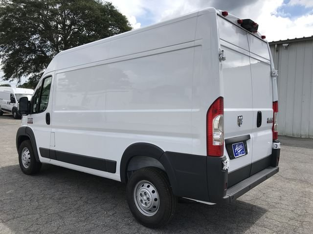 2018 ProMaster 1500 High Roof FWD,  Empty Cargo Van #JE148431 - photo 4