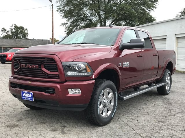 2018 Ram 2500 Crew Cab 4x4,  Pickup #JG107334 - photo 5