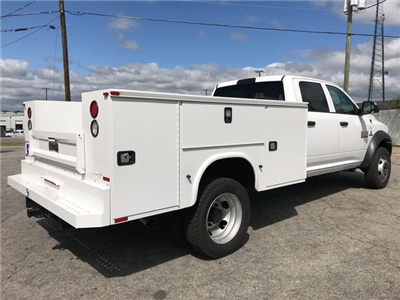 2018 Ram 5500 Crew Cab DRW 4x4,  Knapheide Service Body #JG110383 - photo 2