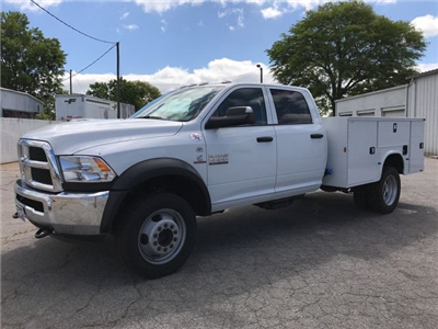 2018 Ram 5500 Crew Cab DRW 4x4,  Knapheide Service Body #JG110383 - photo 5