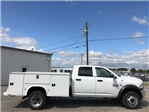 2018 Ram 5500 Crew Cab DRW 4x4,  Knapheide Service Body #JG110383 - photo 7