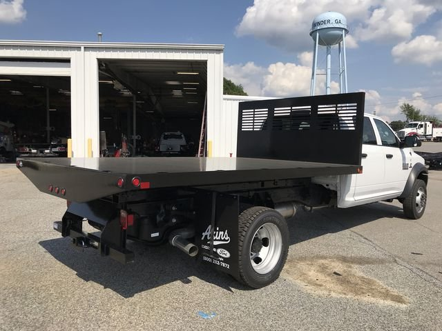 2018 Ram 5500 Crew Cab DRW 4x4,  Commercial Truck & Van Equipment Platform Body #JG110413 - photo 2