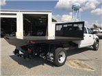2018 Ram 5500 Crew Cab DRW 4x4,  Commercial Truck & Van Equipment Platform Body #JG110413 - photo 1