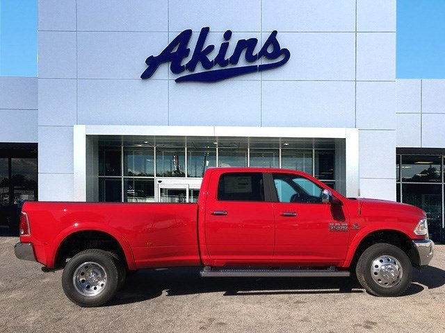 2018 Ram 3500 Crew Cab DRW 4x4, Pickup #JG112652 - photo 1