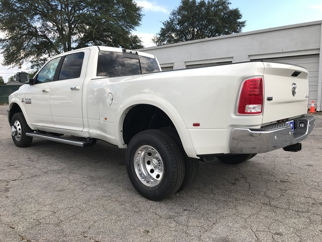 2018 Ram 3500 Crew Cab DRW 4x4 Pickup #JG112653 - photo 5