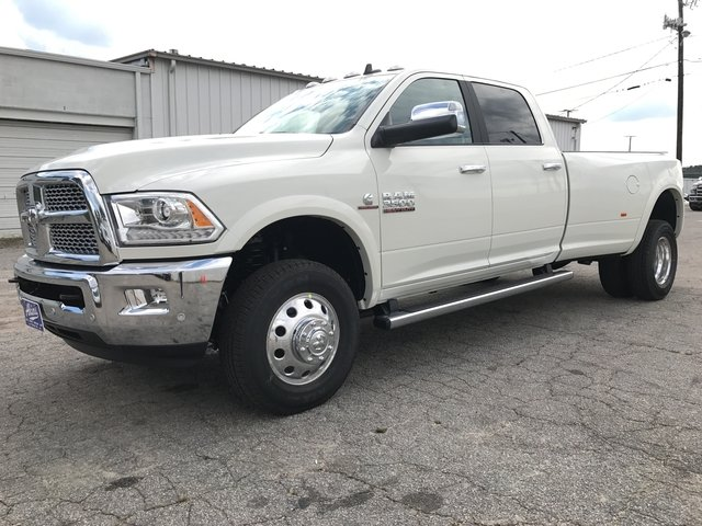 2018 Ram 3500 Crew Cab DRW 4x4 Pickup #JG112653 - photo 6