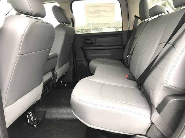 2018 Ram 3500 Crew Cab DRW 4x4, Warner Service Body #JG114342 - photo 11