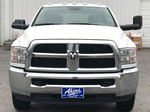 2018 Ram 3500 Crew Cab DRW 4x4,  Warner Service Body #JG114342 - photo 6