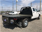 2018 Ram 3500 Crew Cab DRW 4x4, CM Truck Beds Platform Body #JG134386 - photo 1