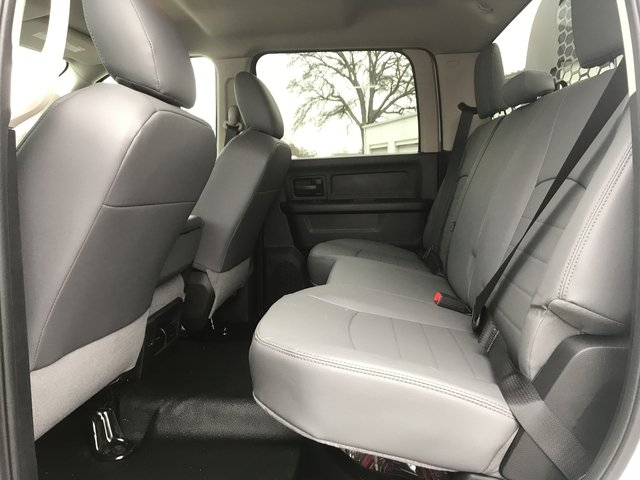 2018 Ram 5500 Crew Cab DRW 4x4, Knapheide Platform Body #JG141419 - photo 12