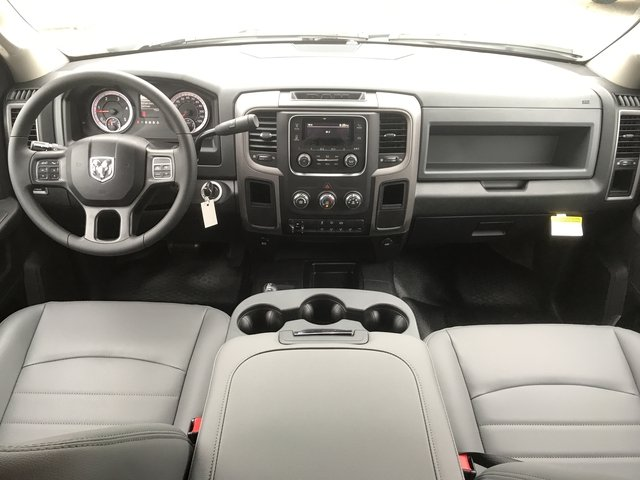 2018 Ram 5500 Crew Cab DRW 4x4, Knapheide Platform Body #JG141419 - photo 13