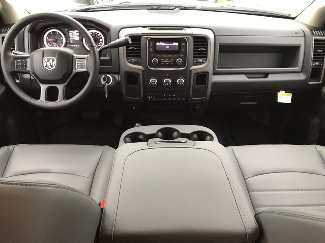 2018 Ram 5500 Crew Cab DRW 4x4, Knapheide Platform Body #JG145723 - photo 11