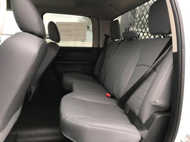 2018 Ram 5500 Crew Cab DRW 4x4, Knapheide Platform Body #JG145723 - photo 14