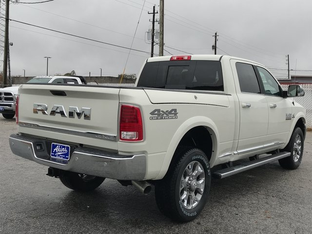 2018 Ram 2500 Crew Cab 4x4 Pickup #JG156258 - photo 2
