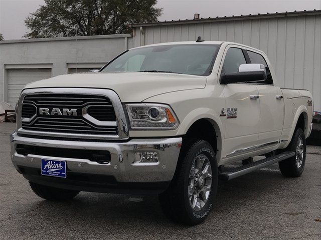 2018 Ram 2500 Crew Cab 4x4 Pickup #JG156258 - photo 5
