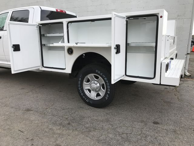 2018 Ram 2500 Crew Cab 4x4,  Warner Service Body #JG166520 - photo 11