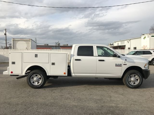 2018 Ram 2500 Crew Cab 4x4,  Warner Service Body #JG166520 - photo 3