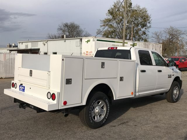 2018 Ram 2500 Crew Cab 4x4,  Warner Service Body #JG166520 - photo 2