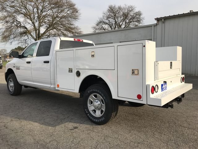 2018 Ram 2500 Crew Cab 4x4,  Warner Service Body #JG166520 - photo 5