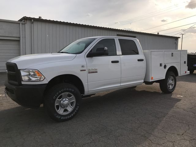 2018 Ram 2500 Crew Cab 4x4,  Warner Service Body #JG166520 - photo 6