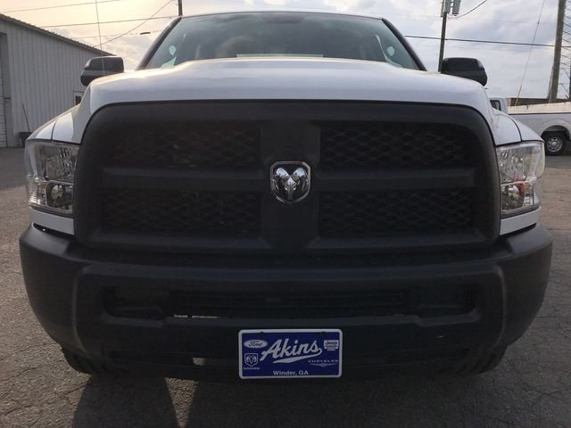 2018 Ram 2500 Crew Cab 4x4,  Warner Service Body #JG166520 - photo 7