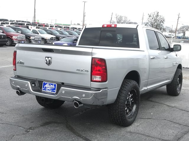 2018 Ram 1500 Crew Cab 4x4, Pickup #JG171795 - photo 2
