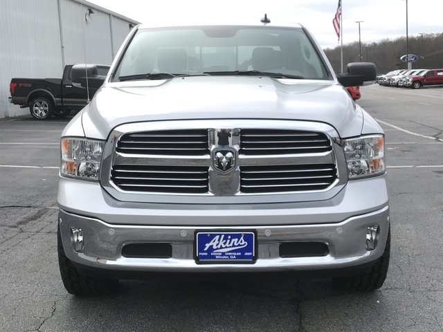 2018 Ram 1500 Crew Cab 4x4, Pickup #JG171795 - photo 6