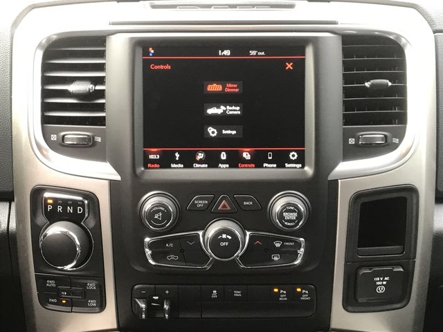 2018 Ram 1500 Crew Cab 4x4, Pickup #JG171795 - photo 15