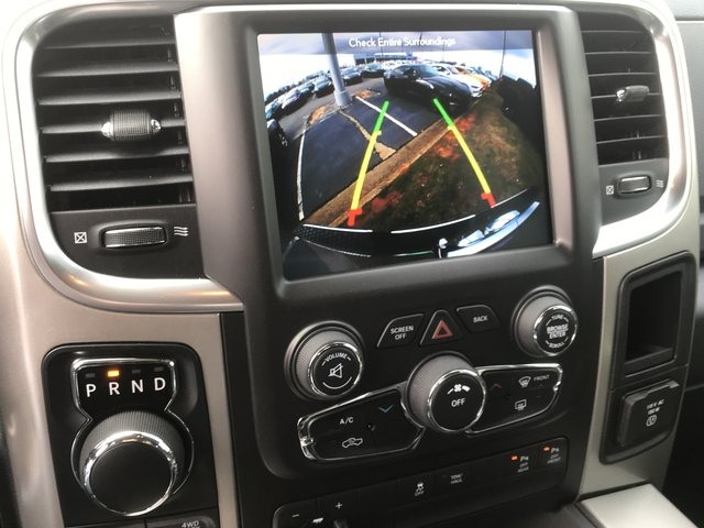2018 Ram 1500 Crew Cab 4x4, Pickup #JG171795 - photo 17