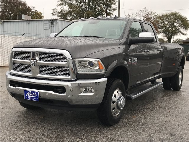 2018 Ram 3500 Crew Cab DRW 4x4 Pickup #JG172589 - photo 5