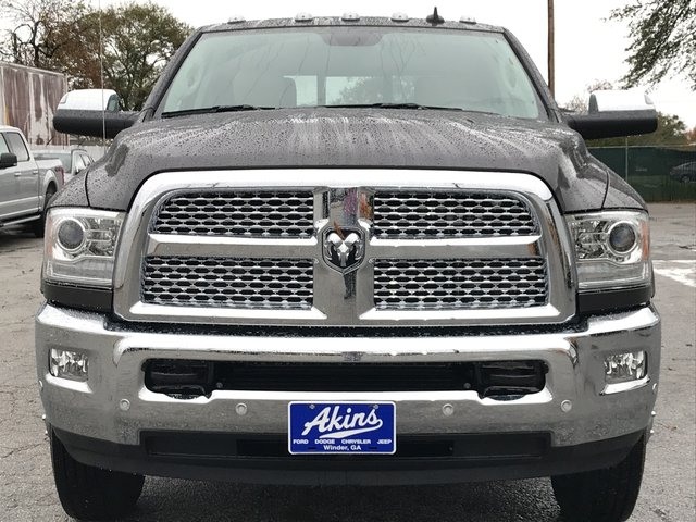 2018 Ram 3500 Crew Cab DRW 4x4 Pickup #JG172589 - photo 6