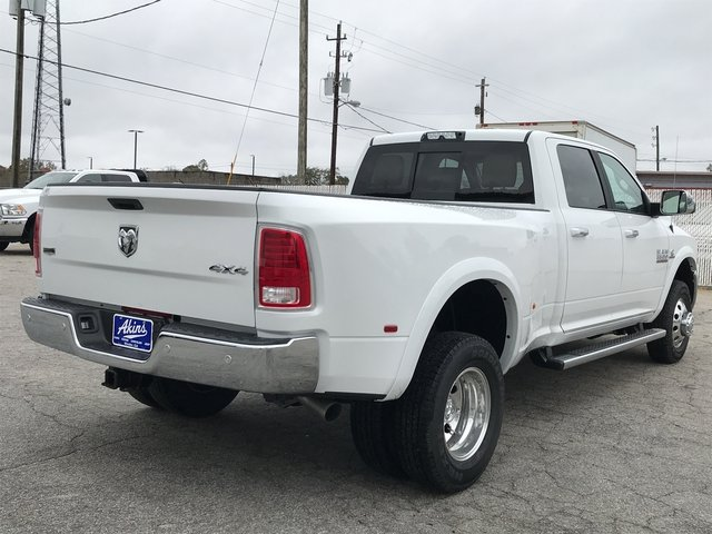 2018 Ram 3500 Crew Cab DRW 4x4 Pickup #JG172617 - photo 2