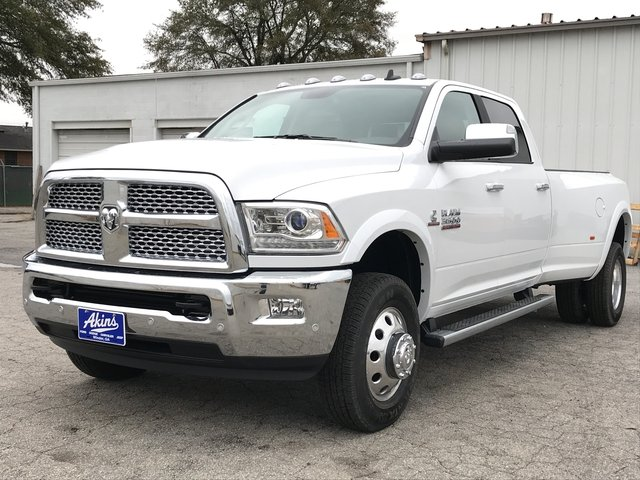 2018 Ram 3500 Crew Cab DRW 4x4 Pickup #JG172617 - photo 5