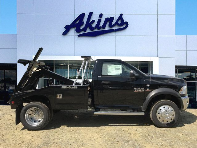 2018 Ram 4500 Regular Cab DRW, Cab Chassis #JG173258 - photo 1