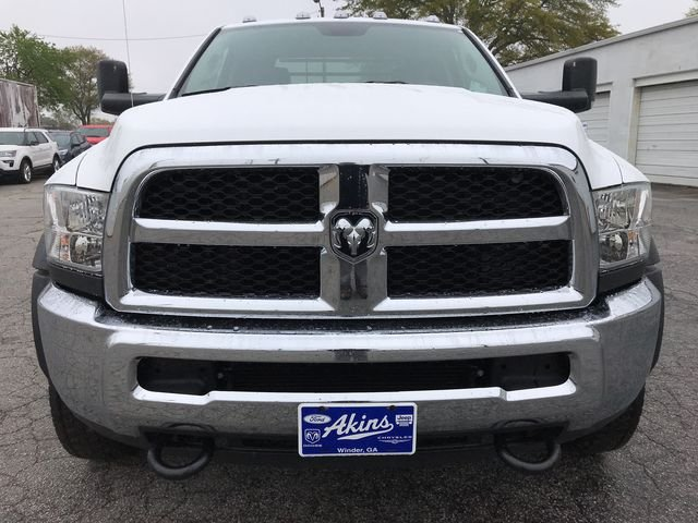 2018 Ram 5500 Regular Cab DRW 4x4, Platform Body #JG182281 - photo 5