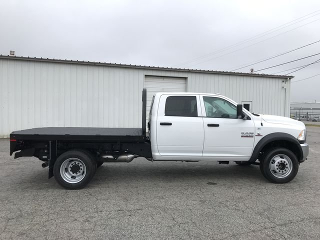 2018 Ram 4500 Crew Cab DRW 4x2,  Knapheide Platform Body #JG185745 - photo 4