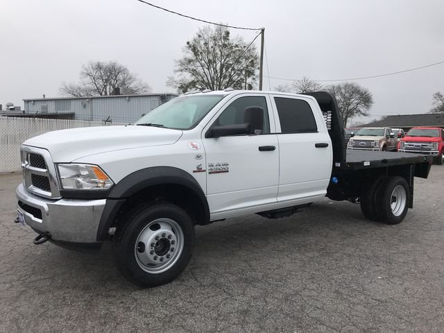 2018 Ram 4500 Crew Cab DRW 4x2,  Knapheide Platform Body #JG185745 - photo 6