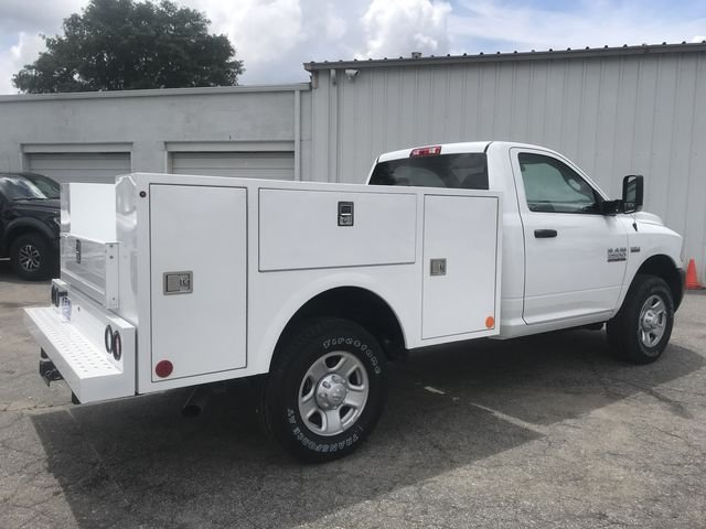 2018 Ram 2500 Regular Cab 4x4,  Service Body #JG192061 - photo 2