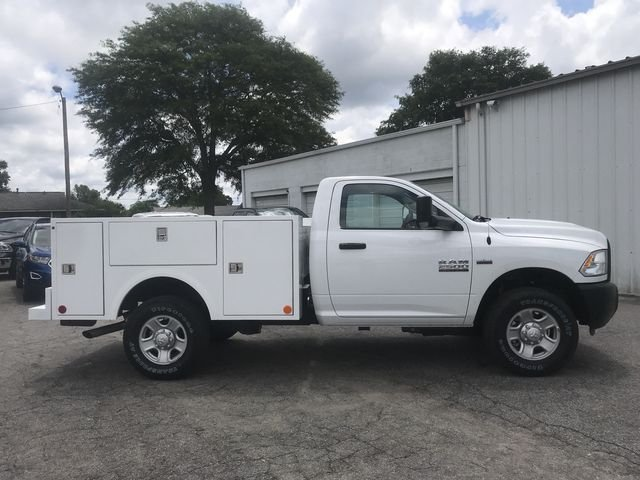 2018 Ram 2500 Regular Cab 4x4,  Service Body #JG192061 - photo 24